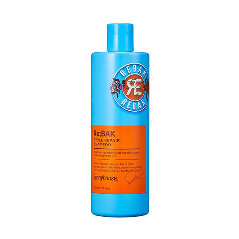 JENNYHOUSE Re;BAK Style Repair Shampoo — 1